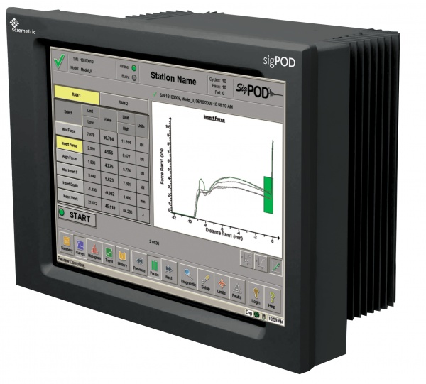 SigPod Interface