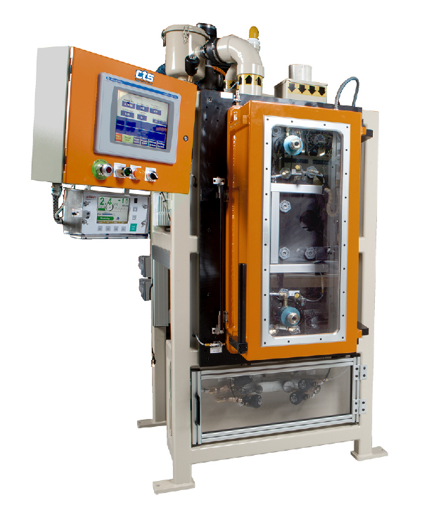 Custom Accumulation Tracer Gas Leak Test System